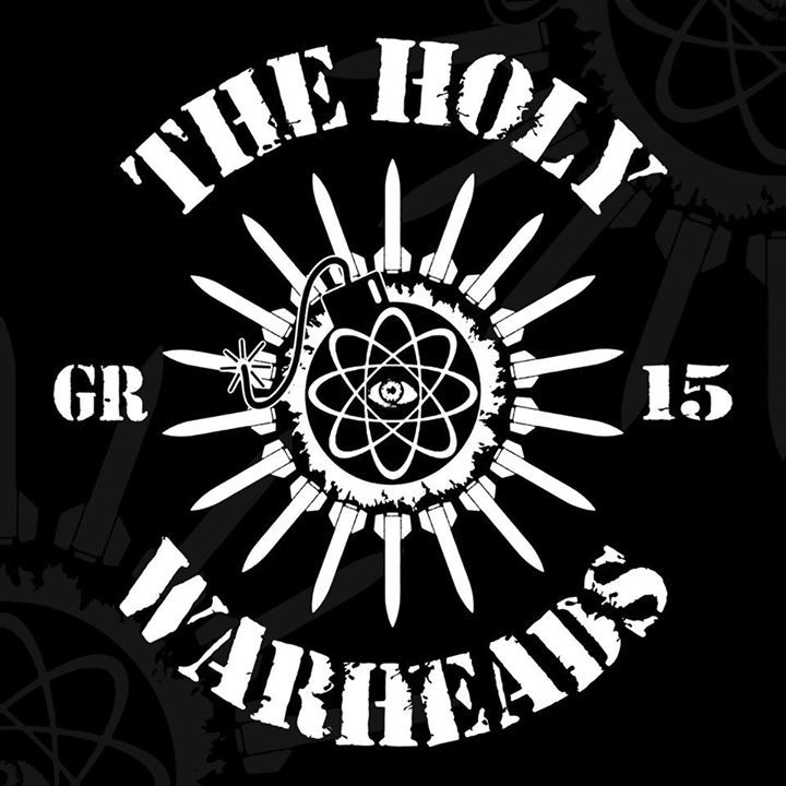 The Holy Warheads Tour Dates