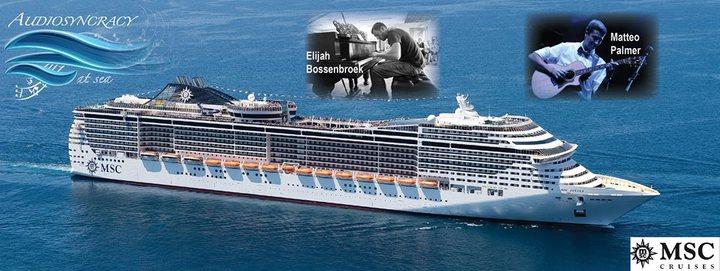 Elijah Bossenbroek @ MSC Cruises - Miami, FL