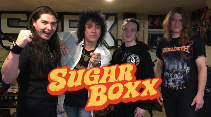 SugarBoxx @ Rock N Whiskey Saloon - Toledo, OH