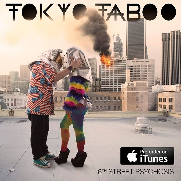 Tokyo Taboo Tour Dates