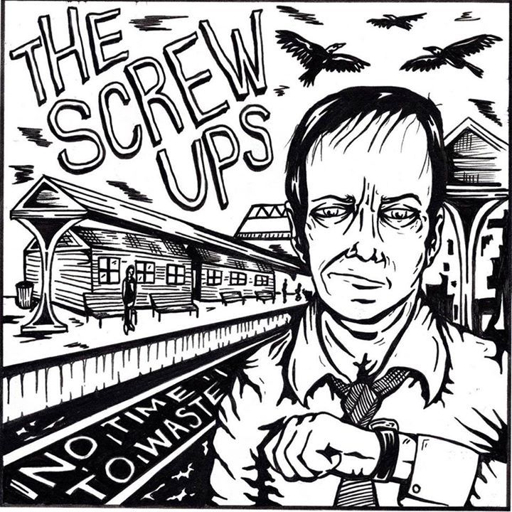the screw-ups Tour Dates