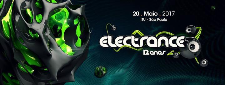DJ Zaghini @ Electrance 12 anos - Itu, Brazil