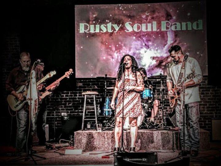 Rusty Soul Band Tour Dates