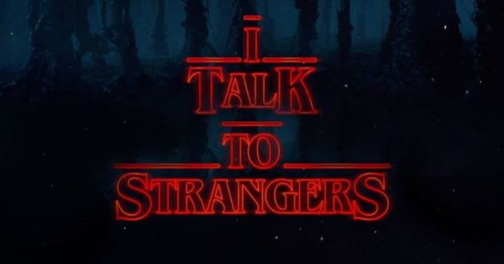 I Talk to Strangers Tour Dates