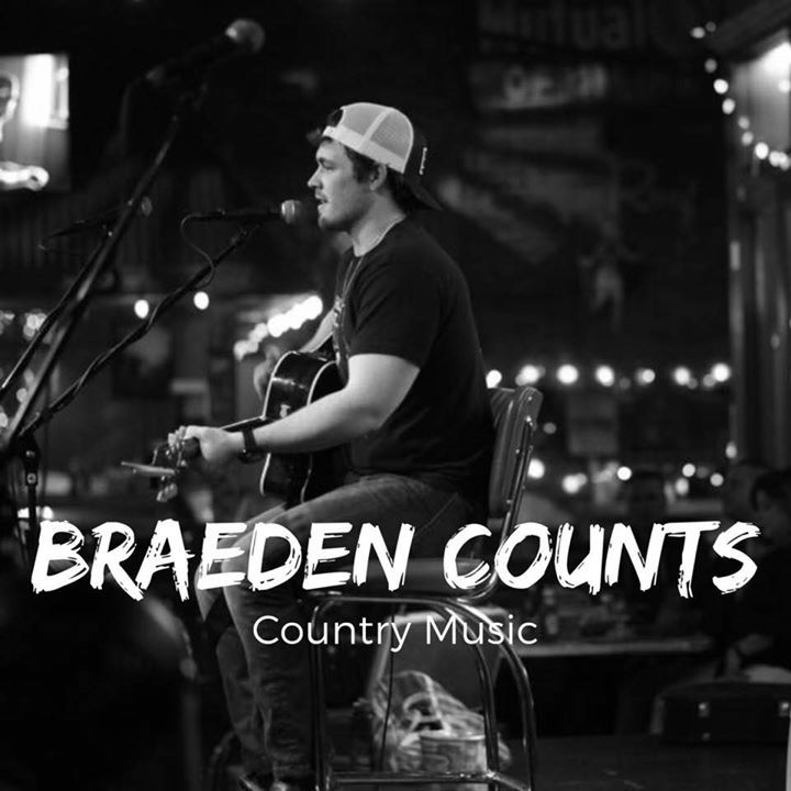 Braeden Counts Tour Dates