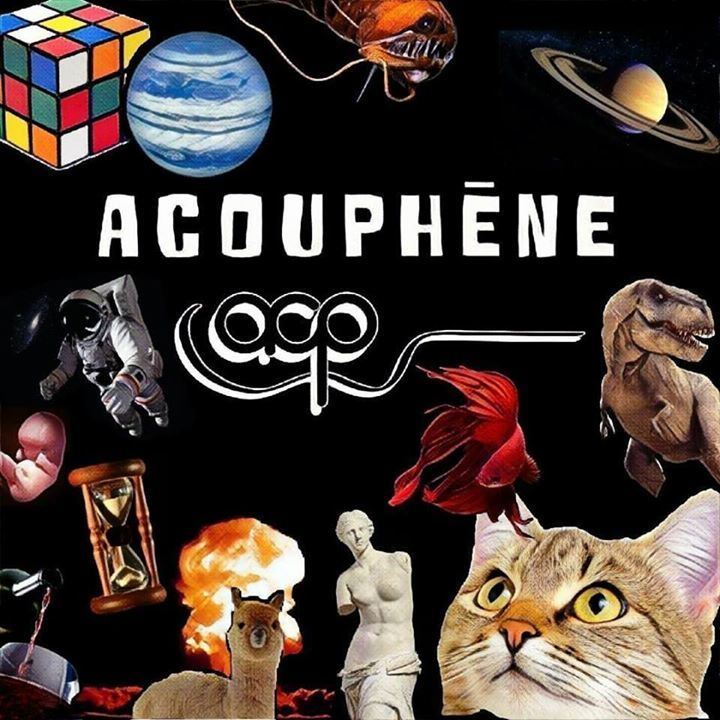 acouphene Tour Dates