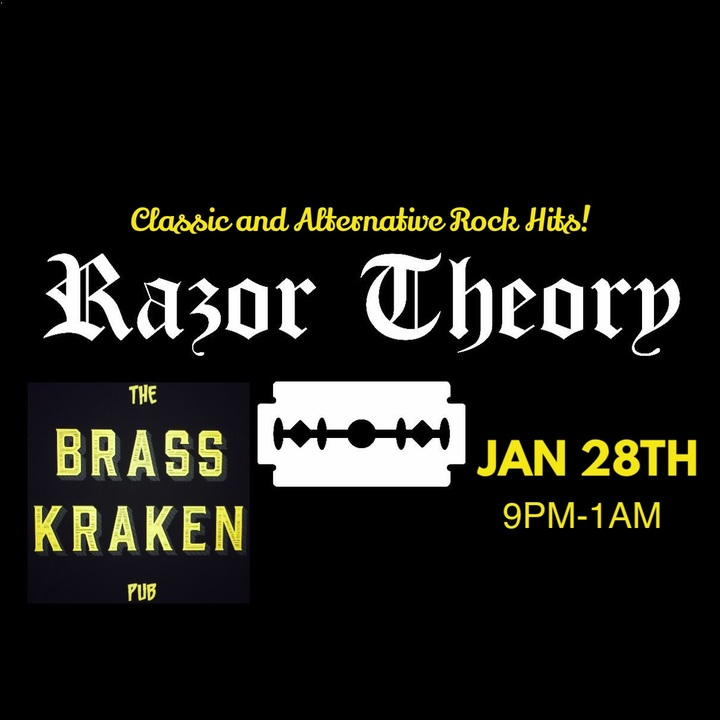 Razor Theory @ The Brass Kraken Pub - Poulsbo, WA