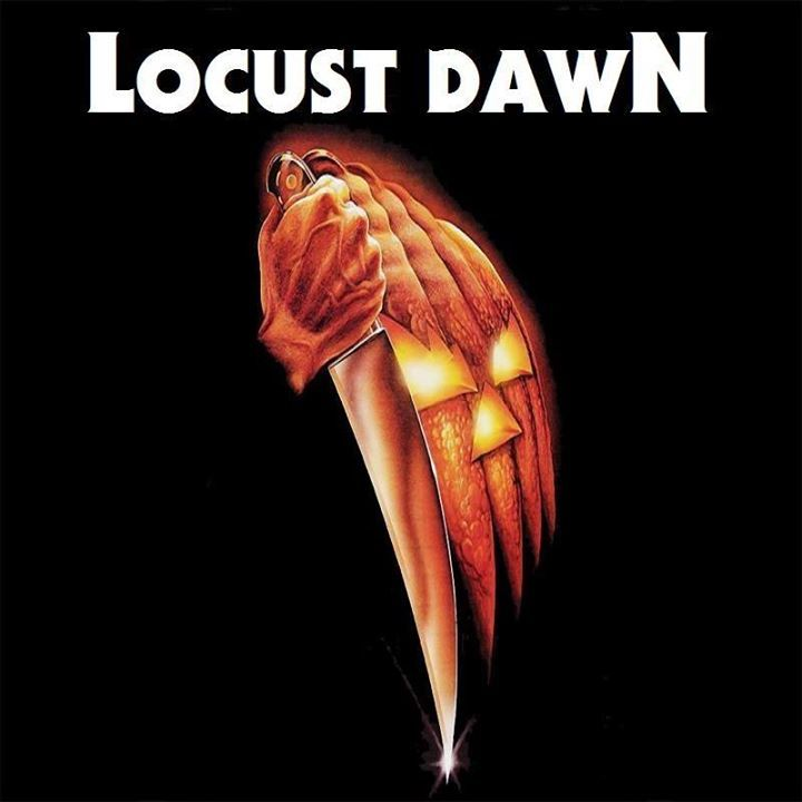 Locust Dawn Tour Dates
