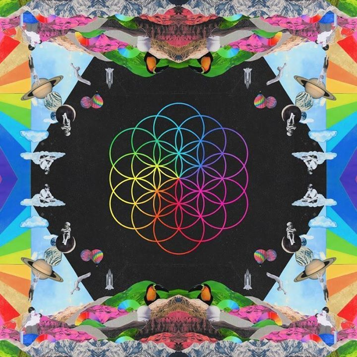 Coldplay Live Tour Dates