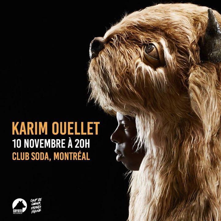 karim ouellet Tour Dates