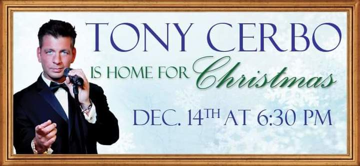 Tony Cerbo @ Stadium Theatre Performing Arts Centre  - Woonsocket, RI