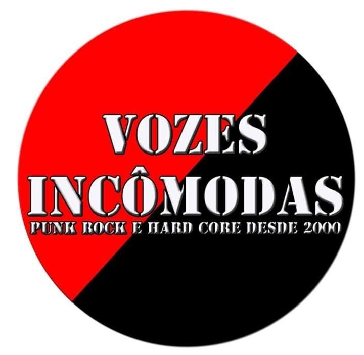 Vozes Incômodas Tour Dates