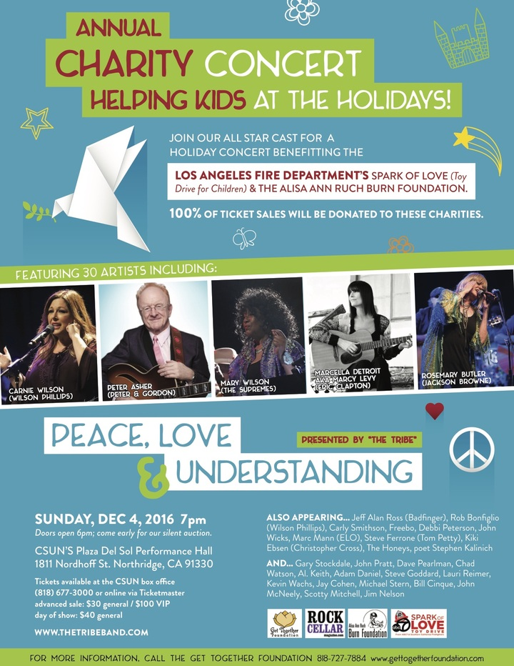 The Tribe Band @ Plaza del Sol Performance Hall @ CSUN - Northridge, CA