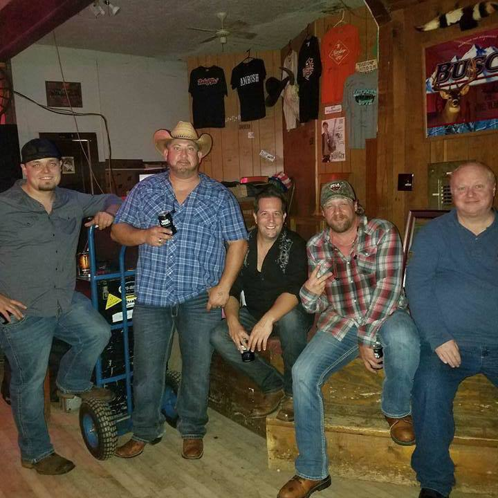 Billy Creason And The Dam-fi-no Band @ The Country Club Dancehall And Saloon - Augusta, GA