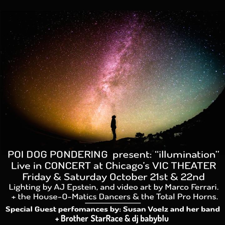 Poi Dog Pondering Tour Dates