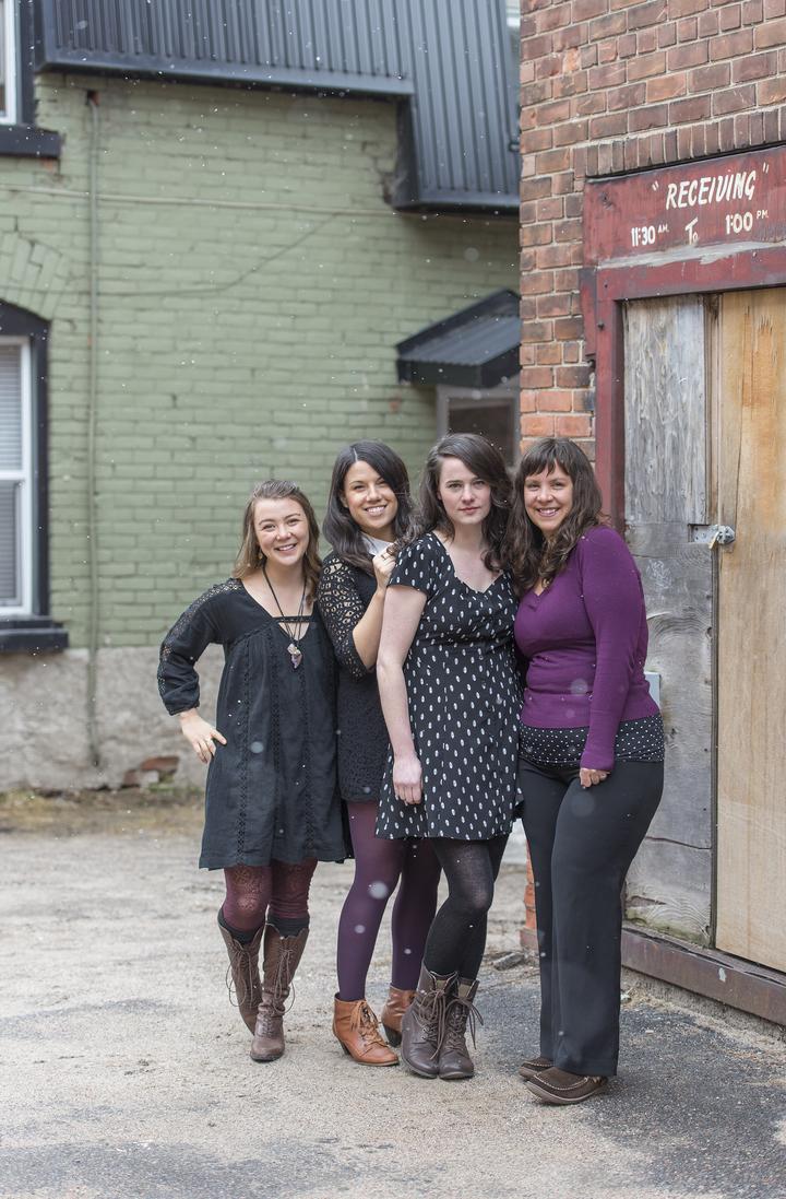 Hidden Roots Collective @ Ohana Wellness Centre - Callander, Canada