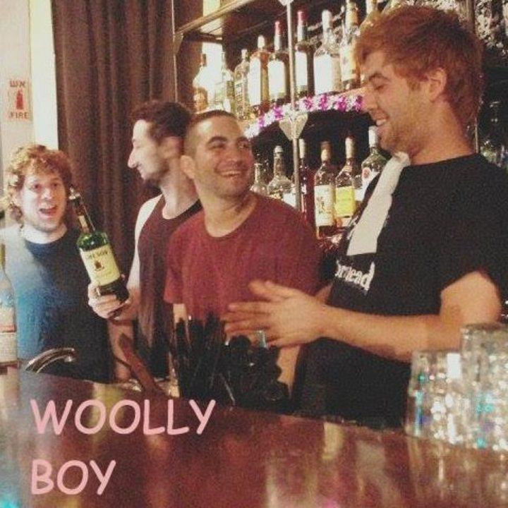Woolly Boy Tour Dates