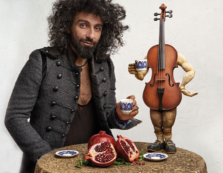 Ara Malikian @ Teatro Real - Madrid, Spain