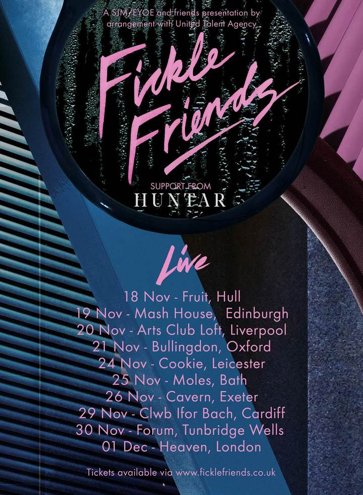 HUNTAR @ CLWB Ifor Bach - Cardiff, United Kingdom