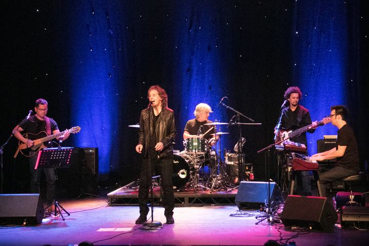Colin Blunstone @ Backstage at the Green Hotel - Kinross, United Kingdom