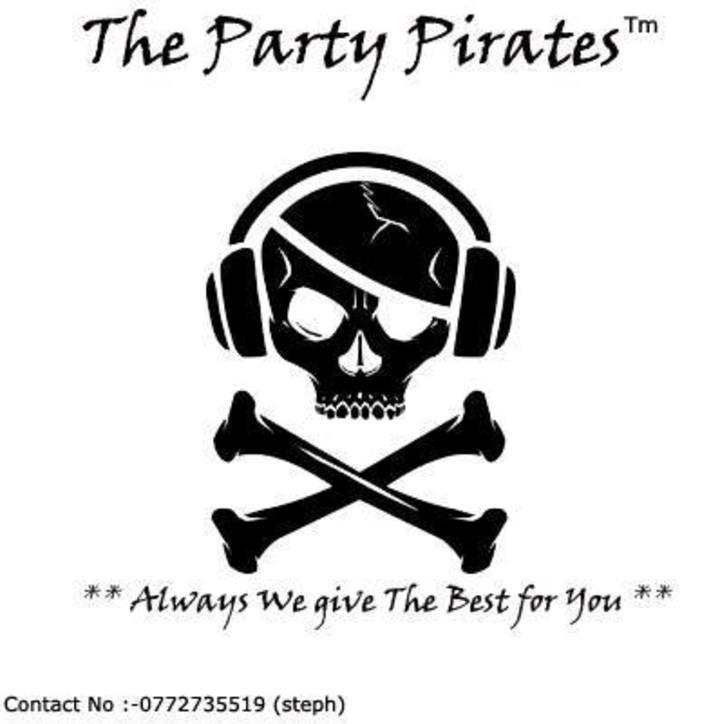 the party pirates Tour Dates
