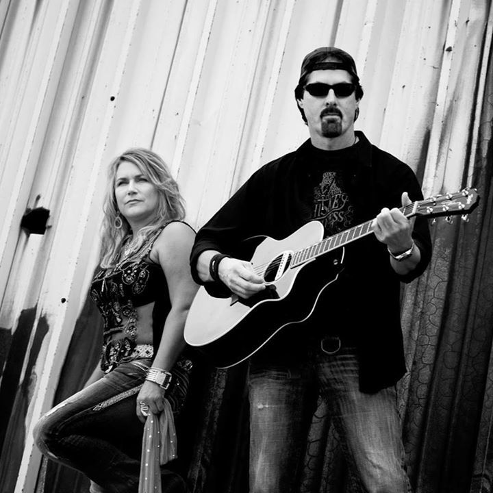 The Sums Divide/acoustic rock duo @ Hallidays Winery - Lake Milton, OH