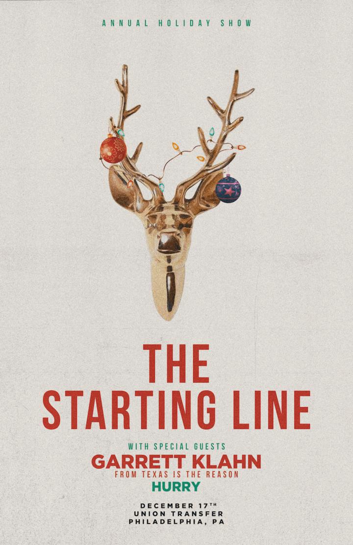 The Starting Line @ Union Transfer - Philadelphia, PA