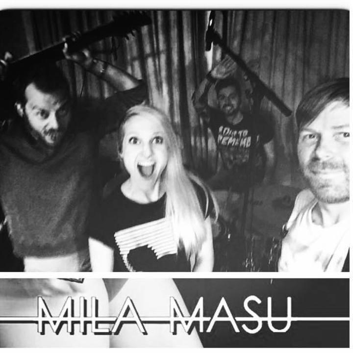 Mila Masu @ Garage Deluxe - München, Germany