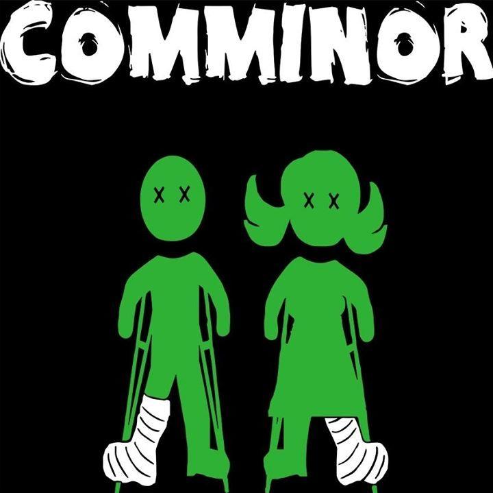 Comminor Tour Dates