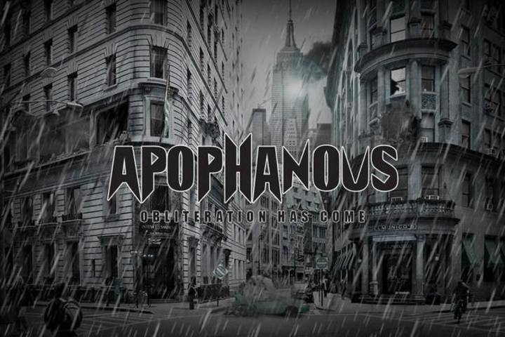 Apophanous Tour Dates