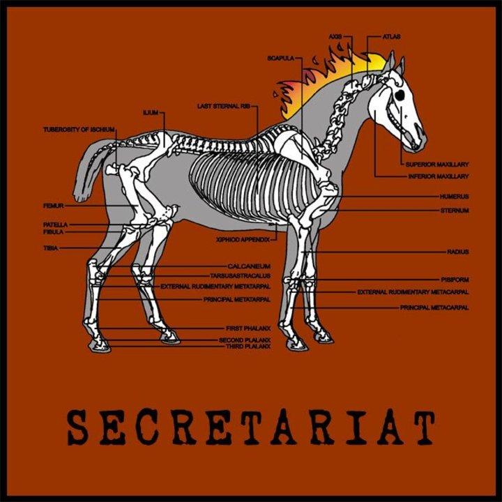 secretariat Tour Dates