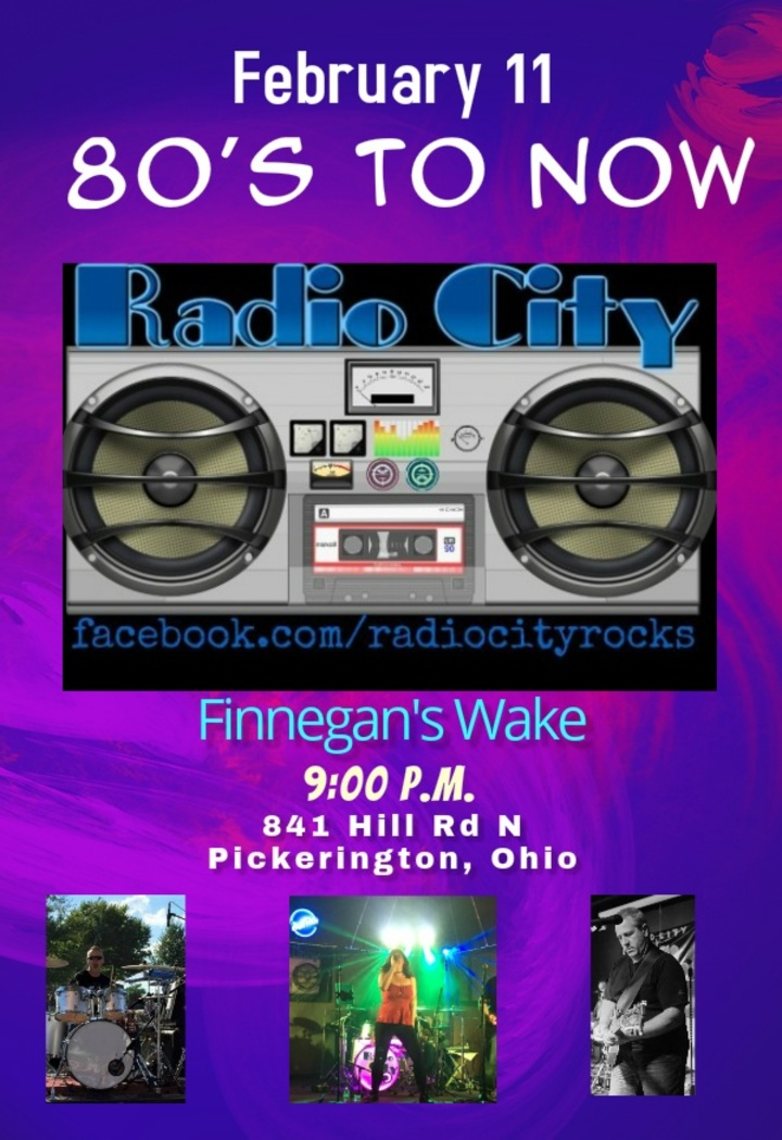 RadioCity @ Finnegan's Wake - Pickerington, OH