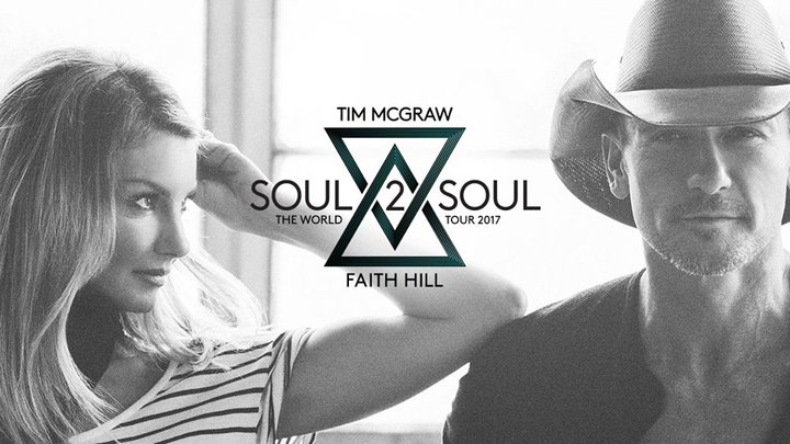 Tim McGraw @ Scotiabank Saddledome - Calgary, Canada