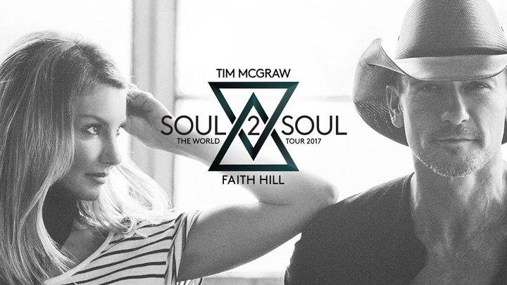 Tim McGraw @ Bridgestone Arena - Nashville, TN