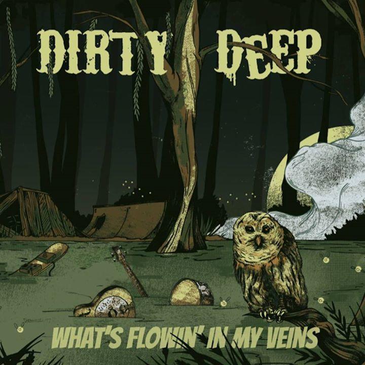 Dirty Deep Tour Dates