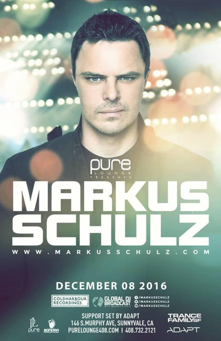 Markus Schulz @ PURE LOUNGE - Sunnyvale, CA
