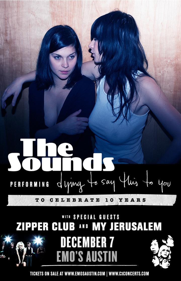 Zipper Club @ Emo's - Austin, TX