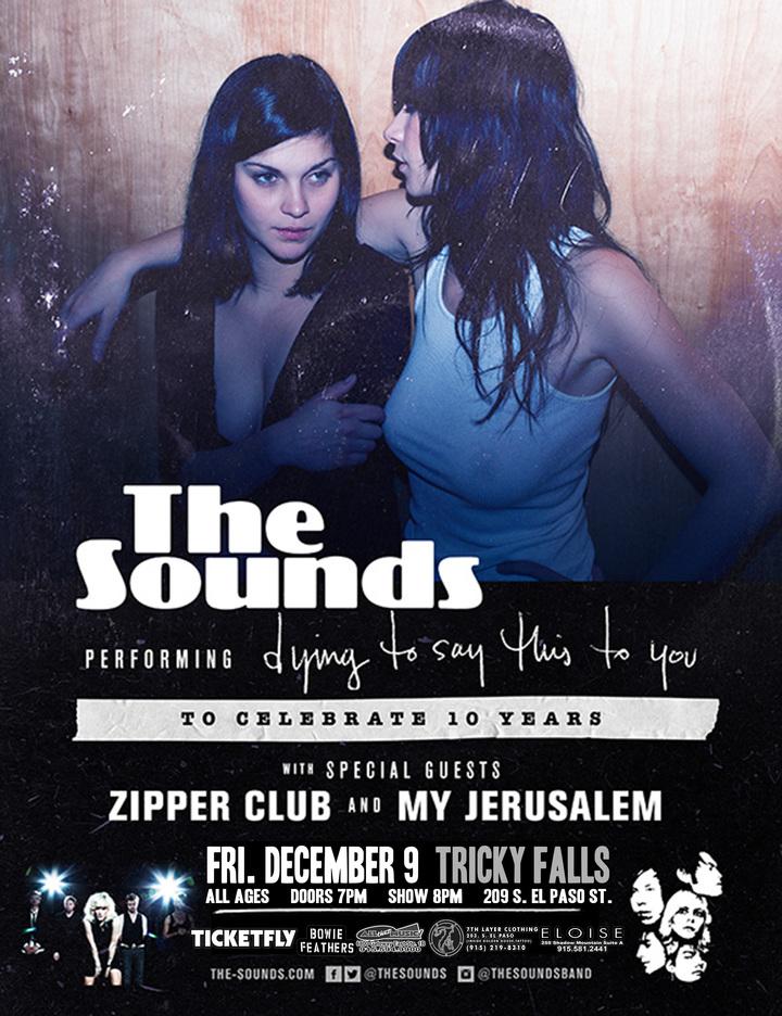 Zipper Club @ Tricky Falls - El Paso, TX
