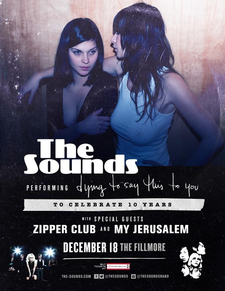 Zipper Club @ The Filmore - San Francisco, CA