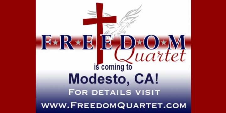 Freedom Quartet @ Richland Faith Assembly of God - Modesto, CA