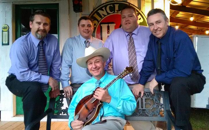 Robert Montgomery @ Bill Monroe Music Park & Campground (w/ David Davis And The Warrior River Boys) - Morgantown, IN