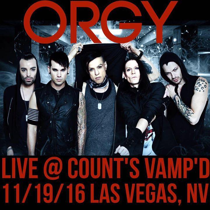 OrgyMusic Tour Dates