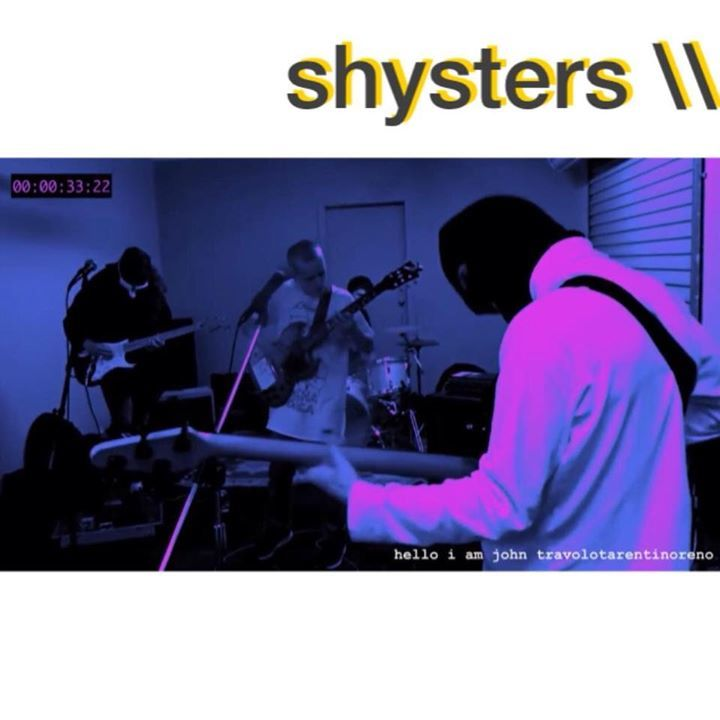Shysters Tour Dates