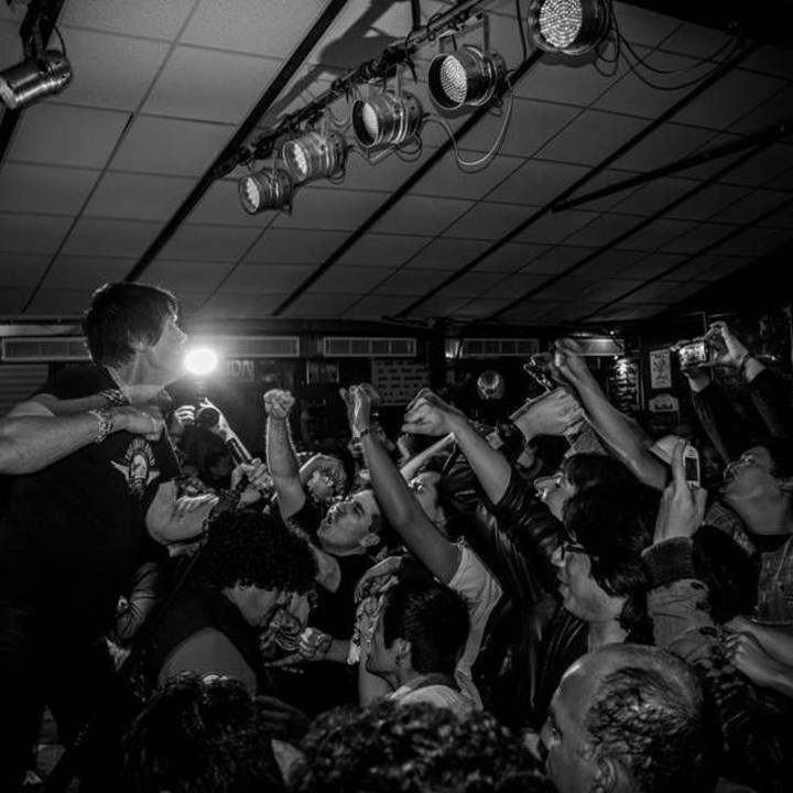 Richie Ramone @ Lulu's Bar - Dungannon, United Kingdom