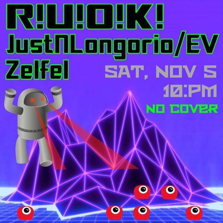 R!U!O!K! Tour Dates