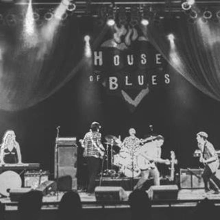 Tyler Imbrey and The Ghost Review @ Walnut Room in Support of Company of Thieves - Denver, CO