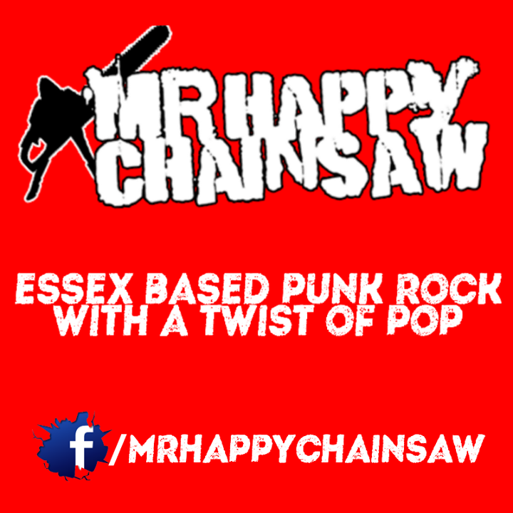 Mr Happy Chainsaw Tour Dates