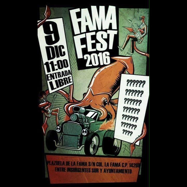 Gula @ Fama Fest - Tlalpan, Mexico