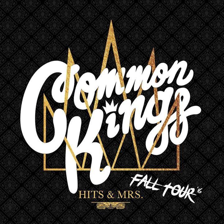 Common Kings Tour Dates