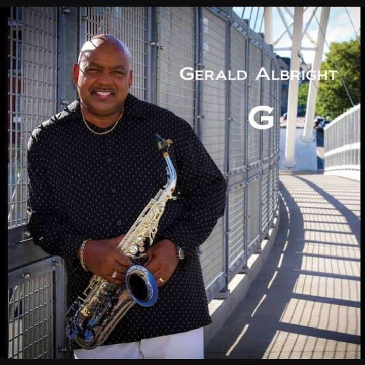 Gerald Albright Music Tour Dates